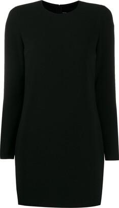 DSQUARED2 long-sleeved shift dress