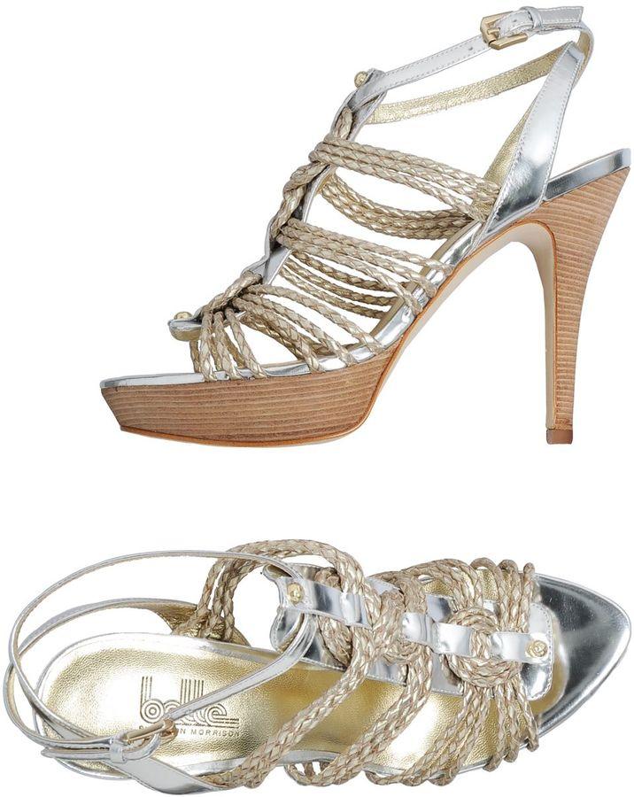 Belle by Sigerson Morrison Platform sandals