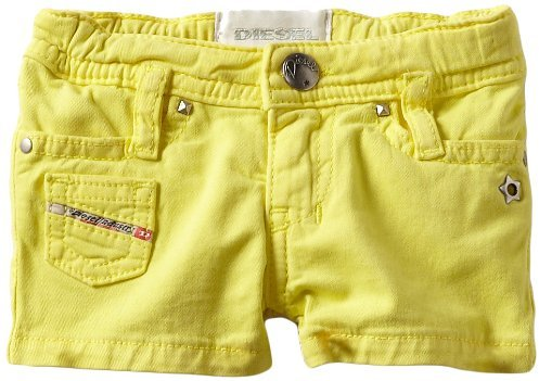 Diesel Baby-Girls Infant Prityb-A Colored Shorts
