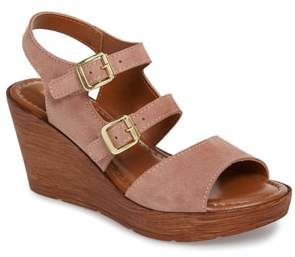Bella Vita Ani Wedge Sandal