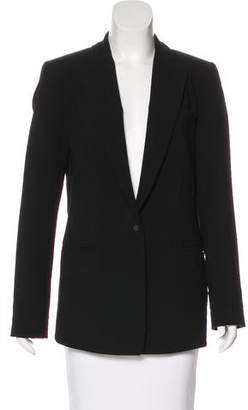 Robert Rodriguez Notch-Lapel Asymmetrical Blazer w/ Tags