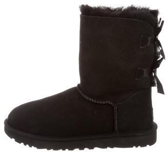 UGGUGG Australia Bailey Bow Ankle Boots