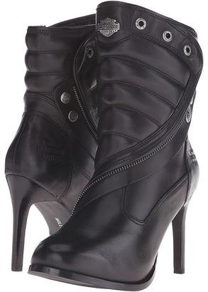 Harley-Davidson - Olanta Women's Dress Boots $200 thestylecure.com