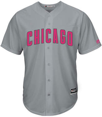 Majestic Men Chicago Cubs Mothers Day Cool Base Jersey