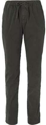 Tomas Maier Stretch-Cotton Twill Drawstring Trousers