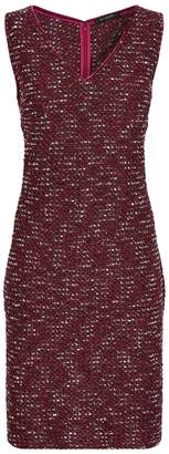 St. John Textured Knit Shift Dress