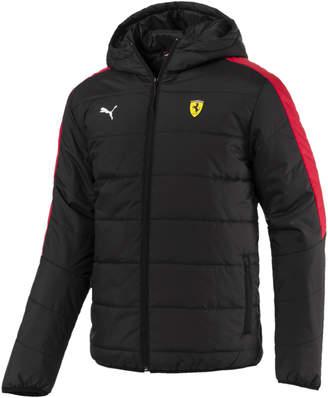 Ferrari Men's T7 Lightweight Padded Jacket