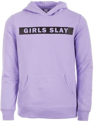 Ideology Big Girls Slay-Print Hoodie, Created for Macy's