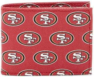Dooney & Bourke San Francisco 49ers Bifold Wallet