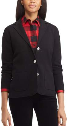 Chaps Women's Sweater Blazer