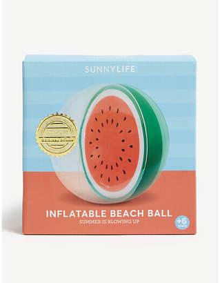 Sunnylife Watermelon beach ball 32cm