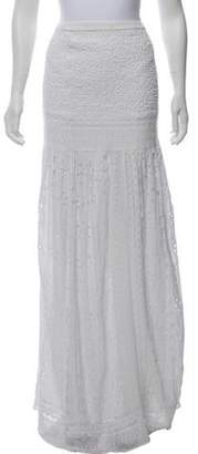 MICHAEL Michael Kors Ivory Maxi Skirt Ivory Maxi Skirt