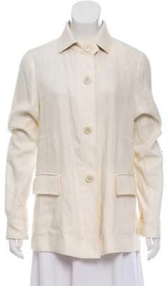 Loro Piana Lightweight Button-Up Jacket w/ Tags