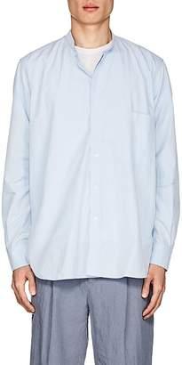 Barena Venezia Men's Bagio Cotton Poplin Shirt