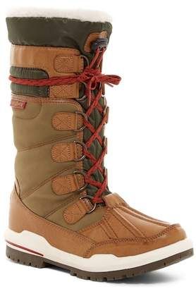 Aquatherm By Santana Canada Igloo Waterproof Faux Fur Tall Boot