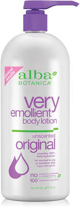 Alba Very Emollient Original Unscented Body Lotion