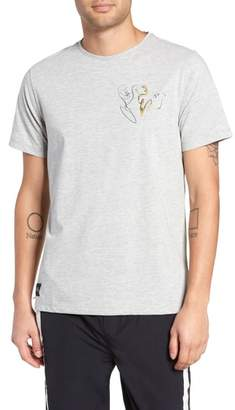 NATIVE YOUTH Embroidered Print T-Shirt
