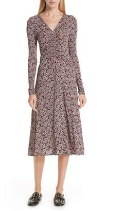Etoile Isabel Marant Tova Midi Dress