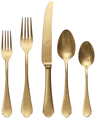 Mepra 5-Pc Dolce Vita Place Setting - Gold