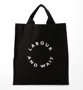 BSHOP (ビショップ) - ビショップ 【LABOUR AND WAIT】L&W TOTE BAG BLK SMALL