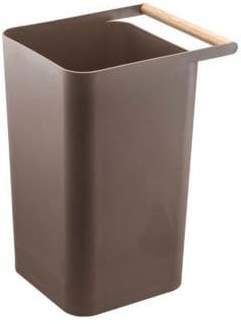Yamazaki Como Brown Trash Can