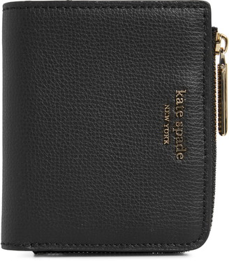 Kate Spade Small Sylvia Leather Bifold Wallet