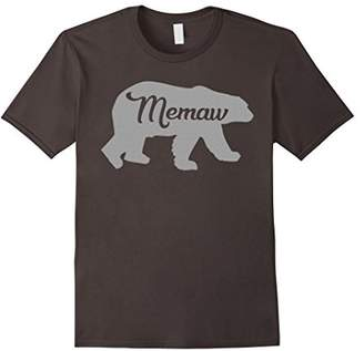 Memaw Bear Funny T-Shirt - Memaw Bear Shirt Perfect Gift