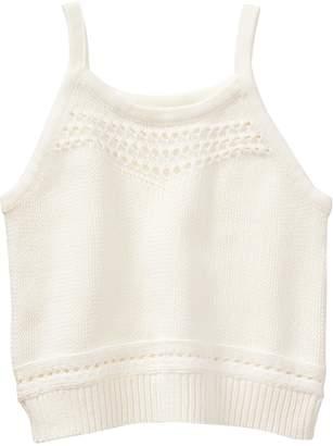 Crazy 8 Crazy8 Sweater Crop Top
