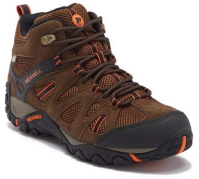 Merrell Deverta Mid Ventilation Waterproof Hiking Boot