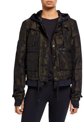 Blanc Noir Skyfall Aviator Jacket