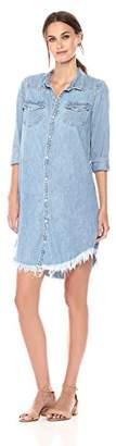 Lucky Brand Women's Western Shirt Dress