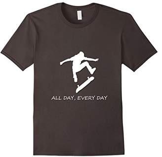 DAY Birger et Mikkelsen All Every Skateboard T-Shirt Skateboarding Shirt