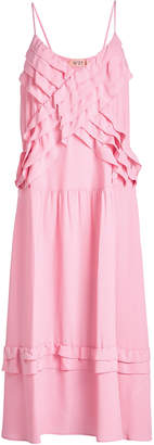N°21 N21 Ruffle Maxi Dress