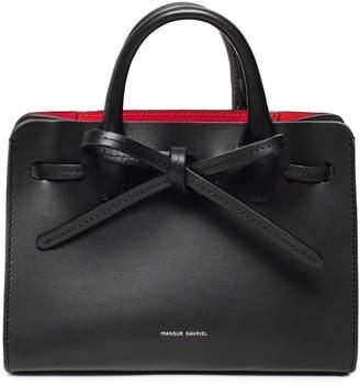 Mansur Gavriel Mini Mini Sun Leather Bag