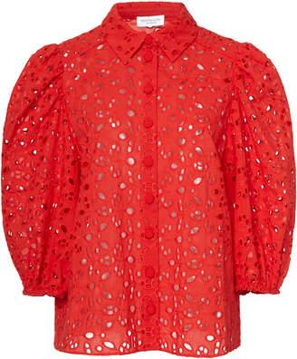 Mirabelle HOFMANN COPENHAGEN Cotton Eyelet Shirt