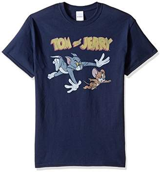 Tom and Jerry Men's Chase T-Shirt