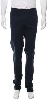Brunello Cucinelli Woven Skinny Pants