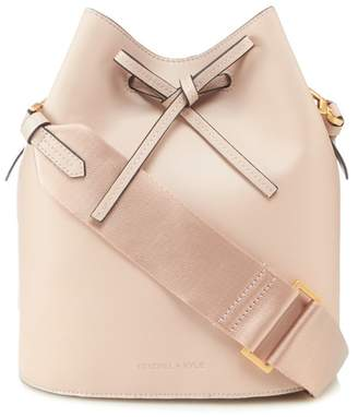 KENDALL + KYLIE Kendall & Kylie Pink 'Ladie' Mini Bucket Bag