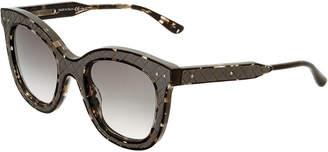 Bottega Veneta Women's Bv0035s 51Mm Sunglasses