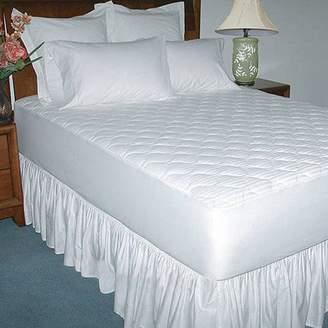 Newpoint International Inc 250-Thread Count Luxury Cotton Mattress Pad