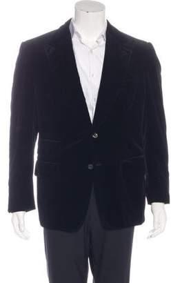 Tom Ford Two-Button Velvet Blazer