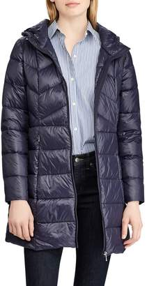 Lauren Ralph Lauren Packable Quilted Puffer Jacket