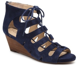 Sole Society Freyya Wedge Sandal