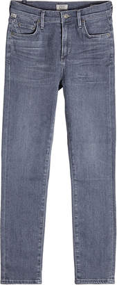 Citizens of Humanity Rocket Cropped High Rise Skinny Jeans