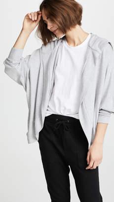 BB Dakota Hooded Knit Jacket