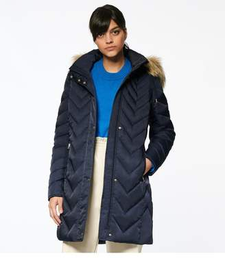 Andrew Marc Roxbury Matte Satin Down Jacket