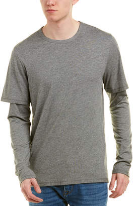 Vince Double Layer T-Shirt
