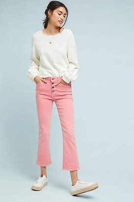 Sanctuary Connector High-Rise Kick Flare Jeans