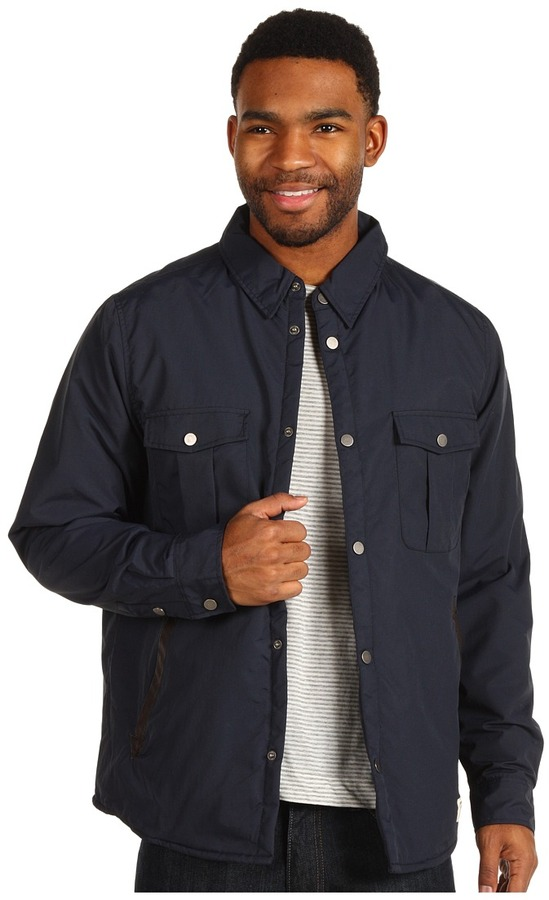 Lifetime Collective Tomahawk Jacket (Navy) - Apparel
