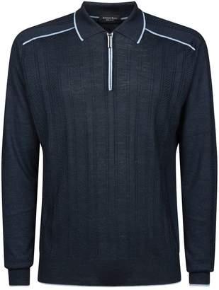 Stefano Ricci Knitted Polo Shirt